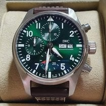 IWC Pilot Chronograph new 2021 Automatic Watch with original box and original papers IW388103