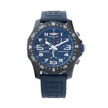 Breitling Endurance Pro pre-owned 44mm Black Date Rubber