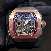 Richard Mille Rose gold Automatic RM65-01 new