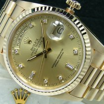 Rolex Day-Date 36 Yellow gold 36mm Gold No numerals United States of America, Pennsylvania, HARRISBURG