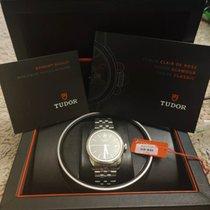 Tudor Glamour Date Steel 36mm Black United States of America, Ohio, dayton