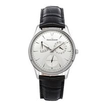 Jaeger-LeCoultre Master Ultra Thin Réserve de Marche Steel 39mm Silver No numerals United States of America, Pennsylvania, Bala Cynwyd