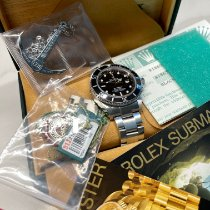 Rolex Sea-Dweller 4000 Steel 40mm Black No numerals United States of America, California, Calabasas