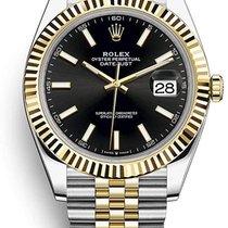 Rolex Datejust 126333 Unworn Gold/Steel 41mm Automatic Australia