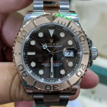 Rolex Yacht-Master 40 new 2021 Automatic Watch with original box and original papers 126621