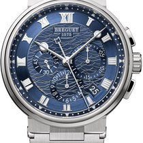 Breguet Marine 5527BB/Y2/BW0 New White gold 42.3mm Automatic United States of America, Florida, North Miami Beach