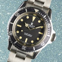 Rolex 5514 Steel 1978 Comex 40mm pre-owned