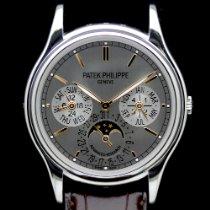 Patek Philippe Perpetual Calendar 5550P Sehr gut Platin 37mm Automatik Schweiz, Geneva