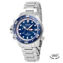 Citizen Promaster Marine new 2021 Quartz Watch with original box and original papers BN2041-81L