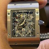 Richard Mille RM17-01 Bílé zlato 2012 použité