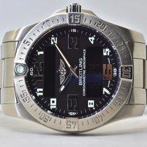 Breitling Aerospace EVO Titanium 43mm Black No numerals