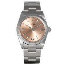 Rolex Oyster Perpetual 31 Staal 31mm Roze Nederland, Purmerend