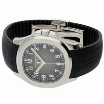 Patek Philippe pre-owned Automatic 40mm Black Sapphire crystal 10 ATM