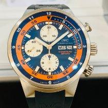 IWC Aquatimer Chronograph Acero 44mm Azul Sin cifras España, Boo de Pielagos