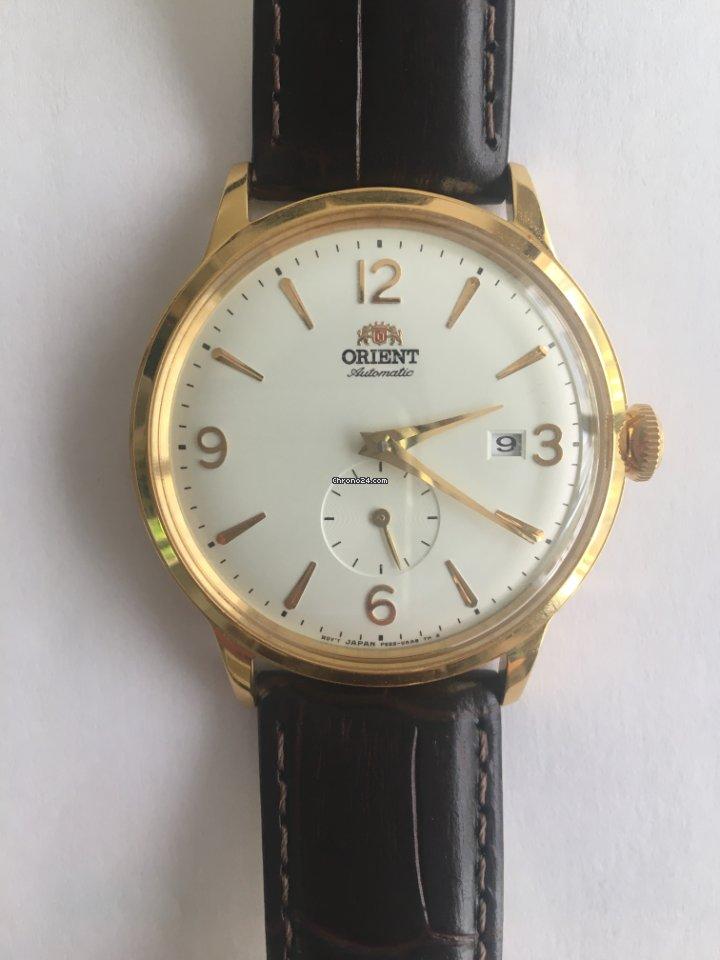 Orient (オリエント) バンビーノ RA-AP0004S10B 新品