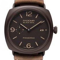 Panerai PAM 00505 Keramiek Radiomir Black Seal 3 Days Automatic 45mm tweedehands