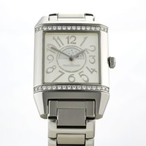 Jaeger-LeCoultre Reverso Duetto pre-owned 42mm Steel