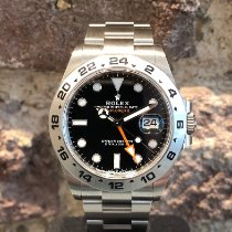 Rolex 226570 Acero 2021 Explorer II 42mm nuevo