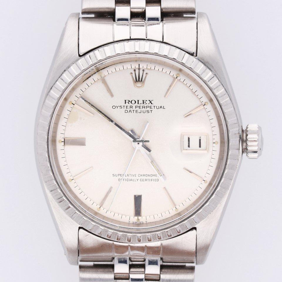Rolex Datejust 1603 1972 używany