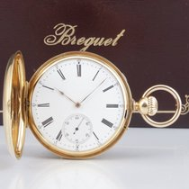 Breguet Watch pre-owned 1870 Yellow gold 50mm Roman numerals Manual winding Watch only
