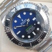 Rolex Sea-Dweller Deepsea Steel Blue No numerals UAE, Dubai