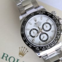 Rolex Daytona Steel White No numerals UAE, Dubai