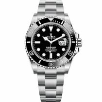 Rolex Submariner Date 116610 Very good Steel 40mm Automatic
