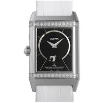 Jaeger-LeCoultre Reverso Duetto Duo Steel 40mm