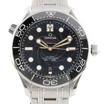 Omega Seamaster Diver 300 M 210.22.42.20.01.004 Foarte bună Otel 42mm Atomat