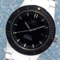 IWC Aquatimer Automatic 2000 Tytan 42mm Czarny Bez cyfr