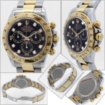 Rolex 116523 Oro/Acciaio 2003 Daytona 40mm usato Italia, Milano