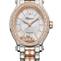 Chopard Happy Sport 278602-6004 New Gold/Steel 29mm Automatic United States of America, Florida, Sunny Isles Beach
