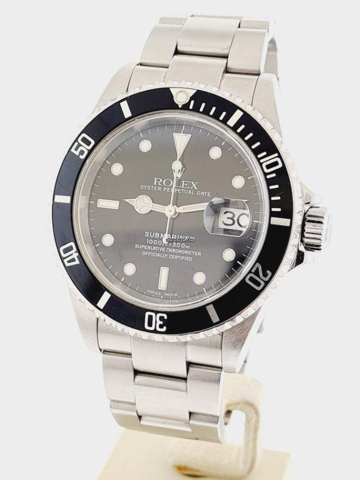 Rolex Submariner Date 16610 2002 usados