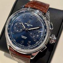 Breitling Duograph новые 2021 Механические Хронограф Часы с оригинальными документами и коробкой AB1510171C1P1