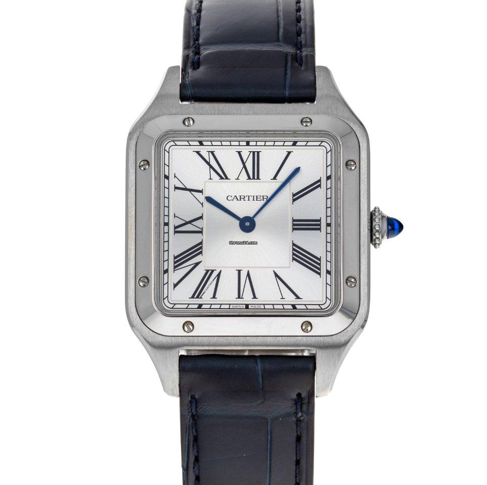 Cartier Santos Dumont WSSA0022 / 4228 2019 pre-owned