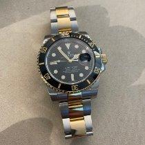 Rolex Submariner Date 116613LN Nagyon jó Arany/Acél 40mm Automata