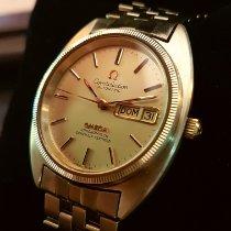 Omega Gold/Stahl 35mm Automatik neu