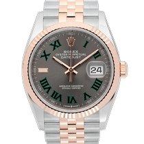 Rolex 126231 Gold/Steel 2021 Datejust 36mm new United States of America, Texas, San Antonio