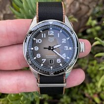 TAG Heuer Autavia Steel 42mm Black Arabic numerals United States of America, California, Los Angeles
