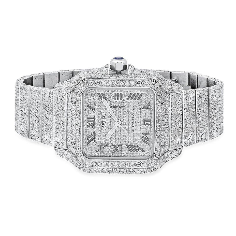 Cartier Santos (submodel) WSSA0030 2020 new