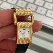 伯爵 Protocole 5221 非常好 黃金 17mm 石英