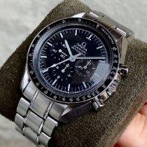 Omega Speedmaster Professional Moonwatch Steel 42mm Black No numerals United States of America, New York, BROOKLYN