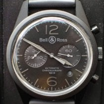 Bell & Ross Vintage Steel 41mm Black United States of America, Texas, Plano