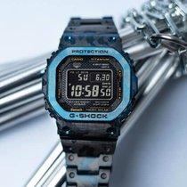 卡西欧 G-Shock GMW-B5000TCF-2ER 全新 鈦 49.3mm 石英 香港, Hong Kong
