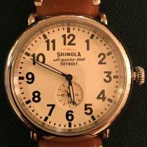 Shinola 47mm Quartz S01 001 09292 pre-owned United States of America, New Jersey, Pequannock