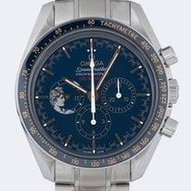 Omega Speedmaster Professional Moonwatch nuovo 2018 Manuale Cronografo Orologio con scatola e documenti originali 311.30.42.30.03.001