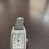 Longines BelleArti Steel Mother of pearl Arabic numerals