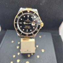 Rolex 16613 Stahl 1997 Submariner Date 40mm gebraucht Deutschland, Göttingen