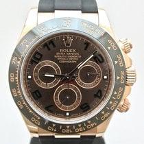 Rolex Daytona 116515ln Very good Rose gold 40mm Automatic