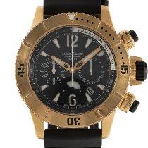 Jaeger-LeCoultre Master Compressor Diving Chronograph Oro amarillo 44mm Negro